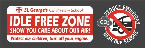 Road Safety Banner - Template 5